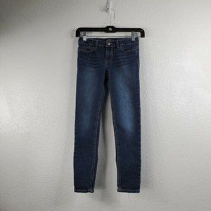 Lucky Brand Girls Handcrafted Skinny Jeans Size 8